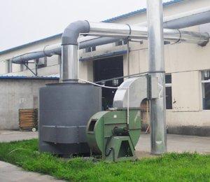 印刷行业要加大力度普及应用废气处理设备