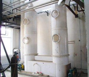 某大型高新技术企业(废气处理工程)