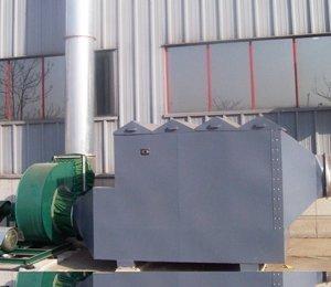 碳纤维有机废气净化器工程,有机废气吸附设备
