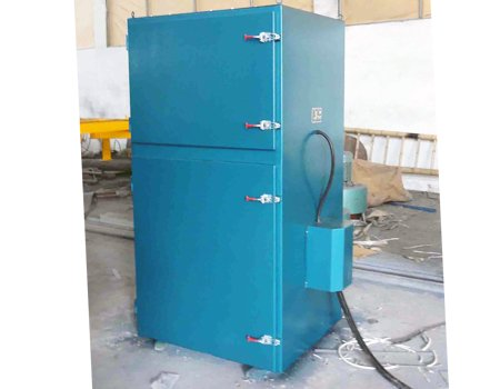 PL型机械振打单机袋式除尘器(可组合成除尘机组)