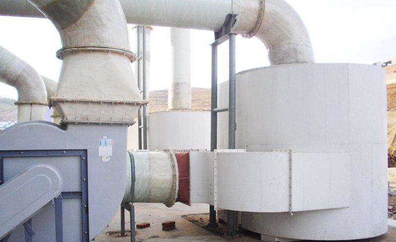 WGL-3型复合SDG吸附剂治理酸废气净化器