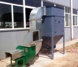 WAT型脉冲反吹高效滤筒除尘器(滤芯除尘器)